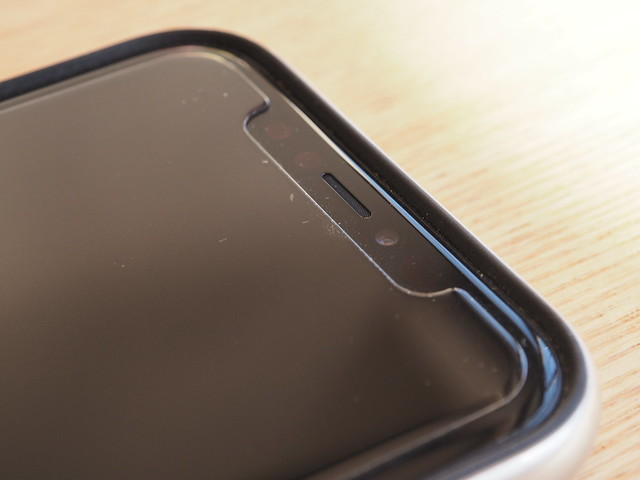 Anker GlassGuard iPhone XR用