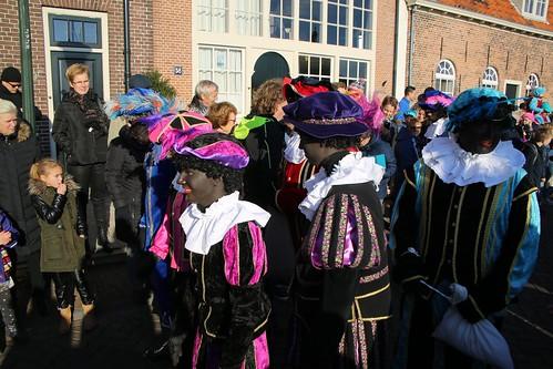 Intocht Sinterklaas Enkhuizen © WEEFF