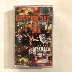 EASY MO BEE:NOW OR NEVER; ODYSSEY 2000(JACKET A)
