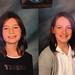 Amelia - 3rd grade, Norah - 6th grade