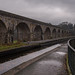 Chirk aqueduct and viaduct (Image 2 of 2)