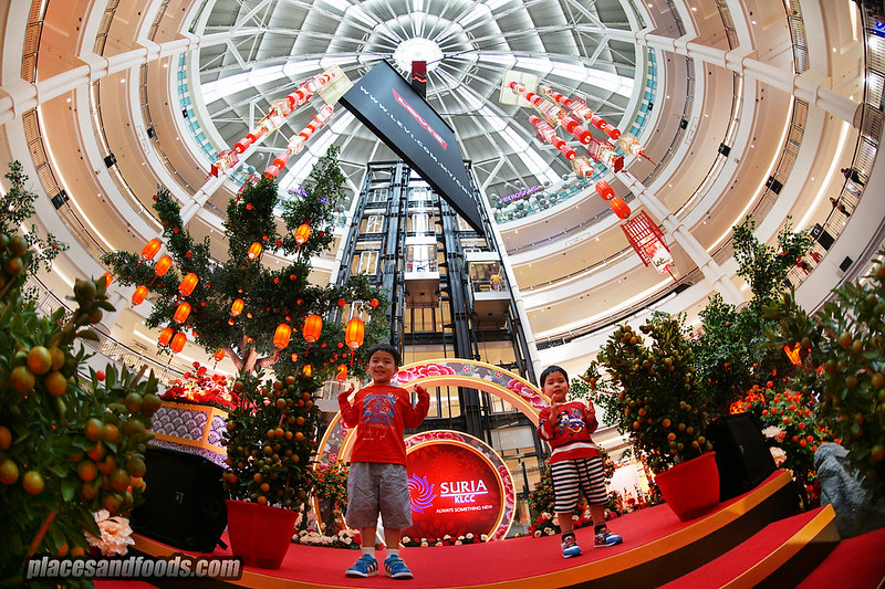 klcc cny places and foods