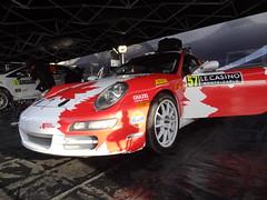Crera's Porsche 997 Carrera RGT at Service (1)