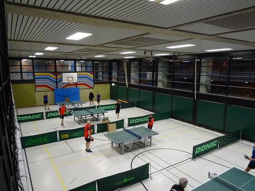 Turnhalle Burgschule, Bonn Bad-Godesberg