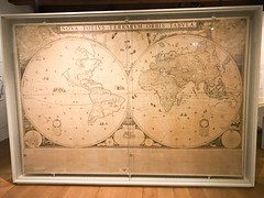 1648 giant map commemorating Dutch peace with Spain