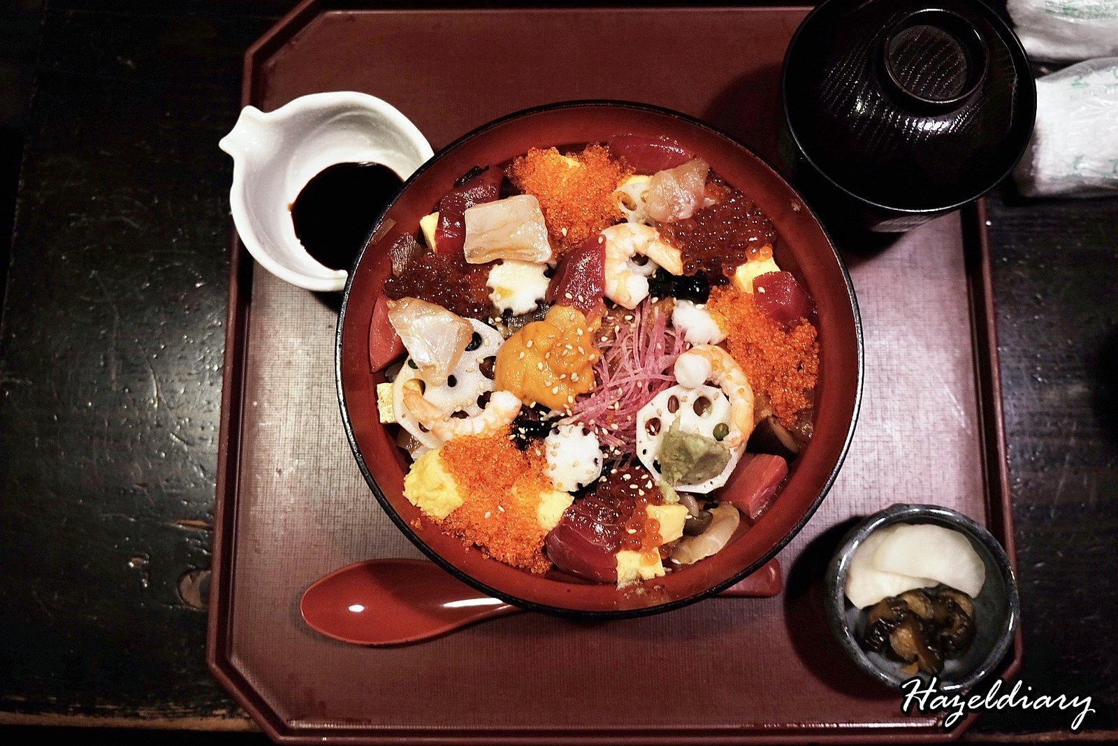 [JAPAN EATS] Nihonbashi Tamai日本橋 玉ゐ- Hakomeshi Experience in Tokyo