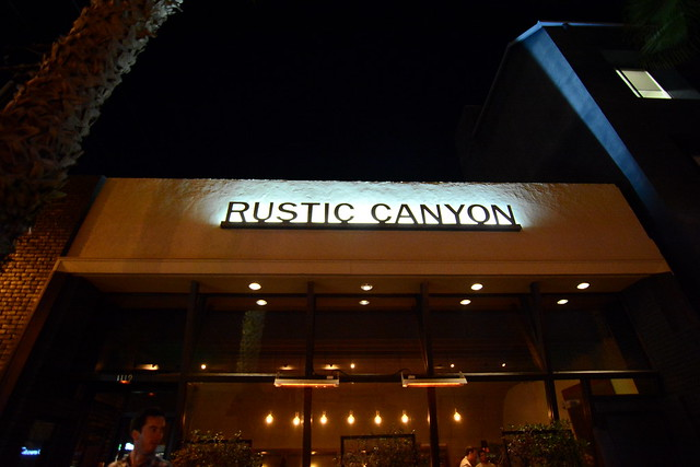 Rustic Canyon - Santa Monica