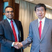 AIIB VP for Investment Operations visits ADB