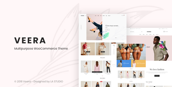 Veera v1.0.6 - Multipurpose WooCommerce Theme