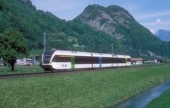 - SBB  Triebzüge  511 bis 560  Dic