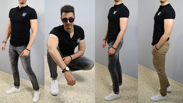 SikSilk camisetas