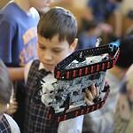 Открытые муниципальные соревнования по экстремальной робототехнике | 2018
