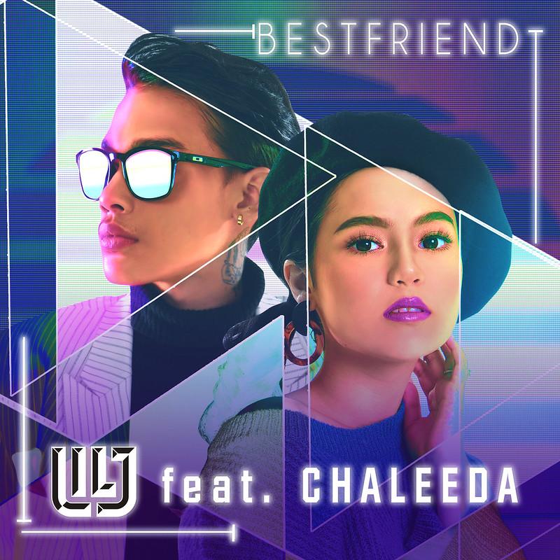 Lil J FT Chaleeda dengan Single Bahasa Best Friend