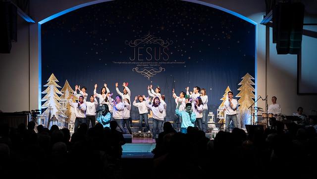 2018 크리스마스 주일예배