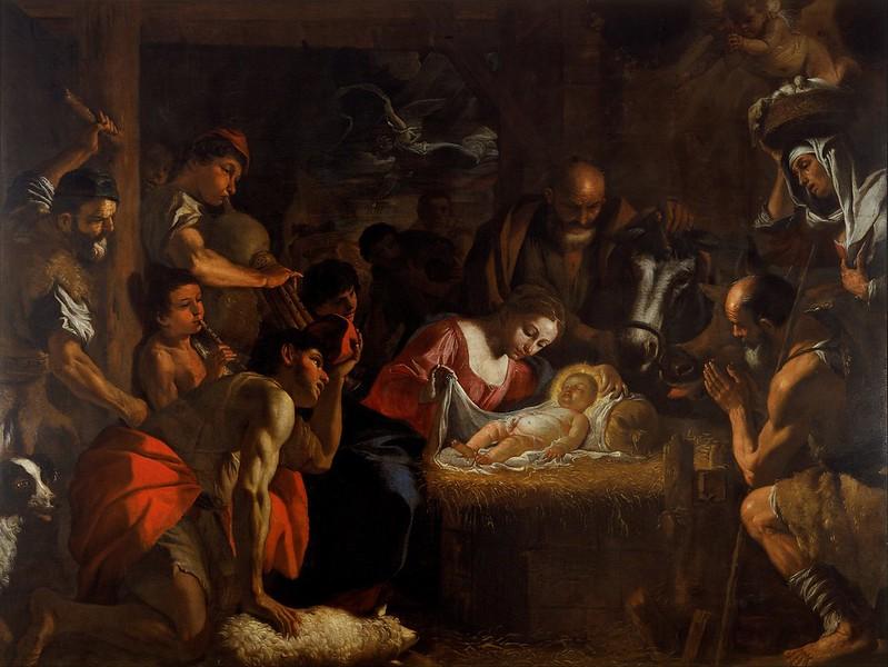 Mattia Preti - The Adoration of the Shepherds
