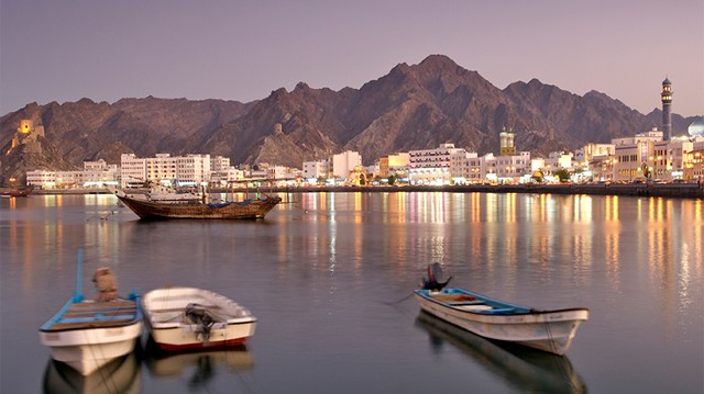 1276 Muscat A Paradise at a mere distance of 2 hours away from Riyadh