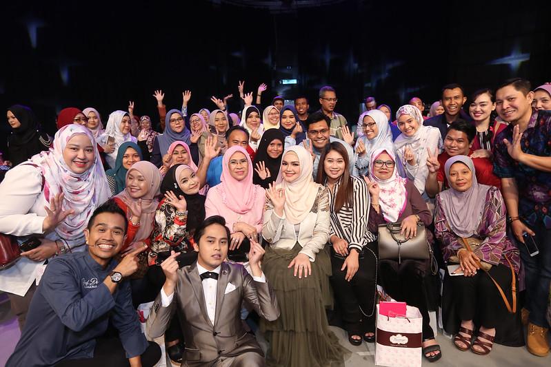 Showcase Siti Nurhaliza Bersama Go Shop
