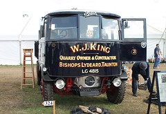 wdw1998 posted a photo:	Built 1930 and beautifully restored at 2018 Great Dorset Steam Fair