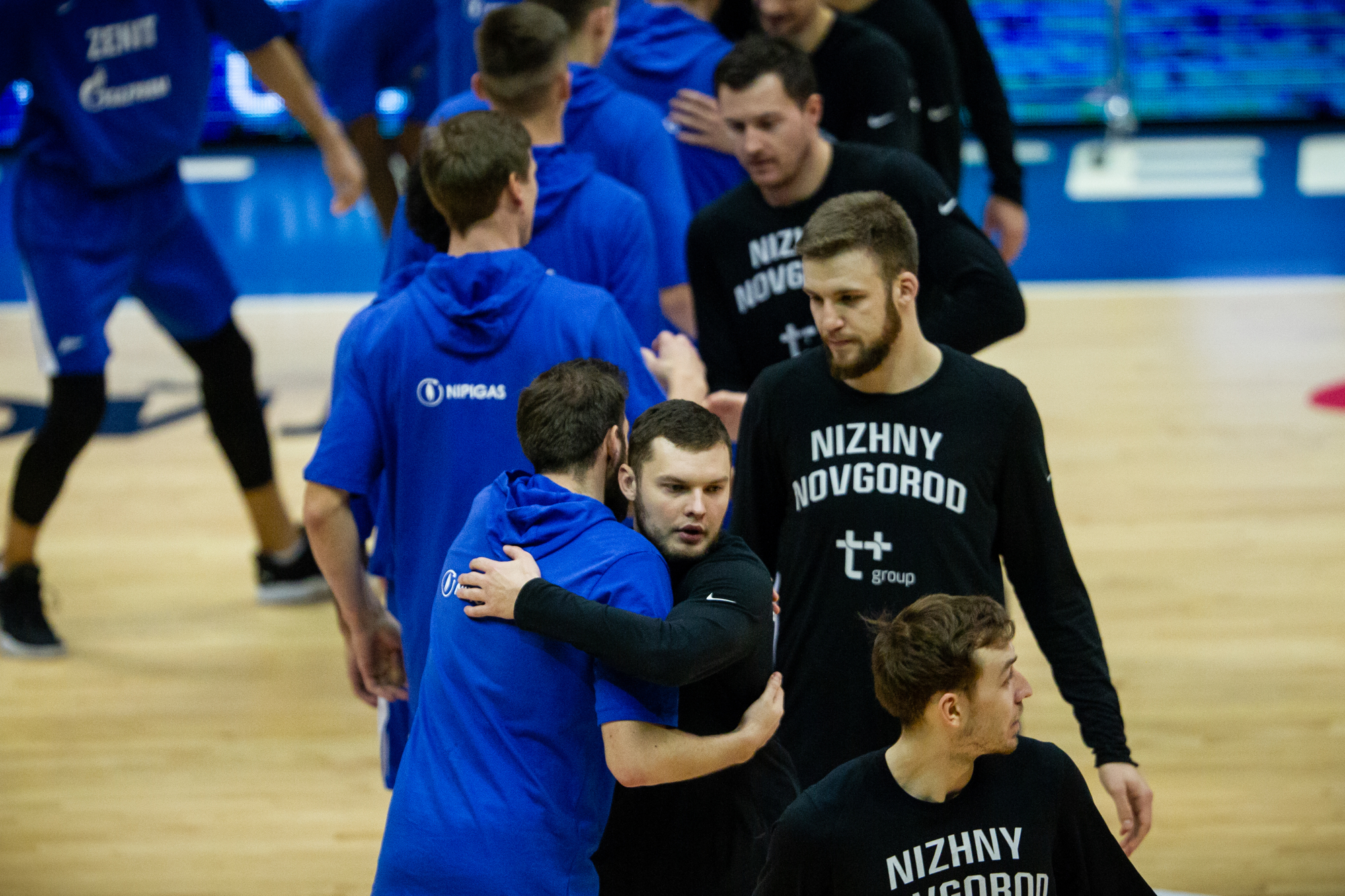 13/01/2019 Zenit-Nizhniy Novgorod 103:78