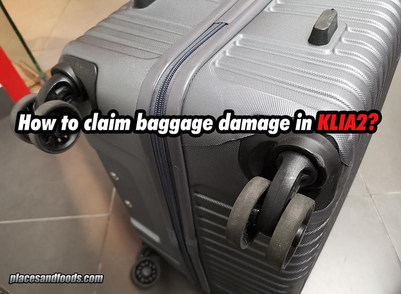klia2 claim baggage