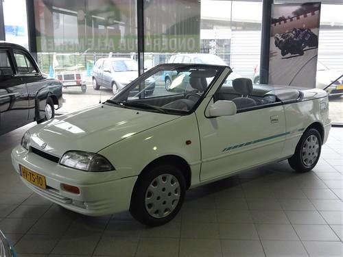 1994 Suzuki Swift Cabrio