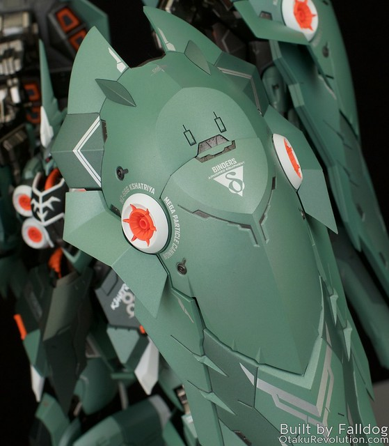 Steel Legend Metal Build Kshatriya 5