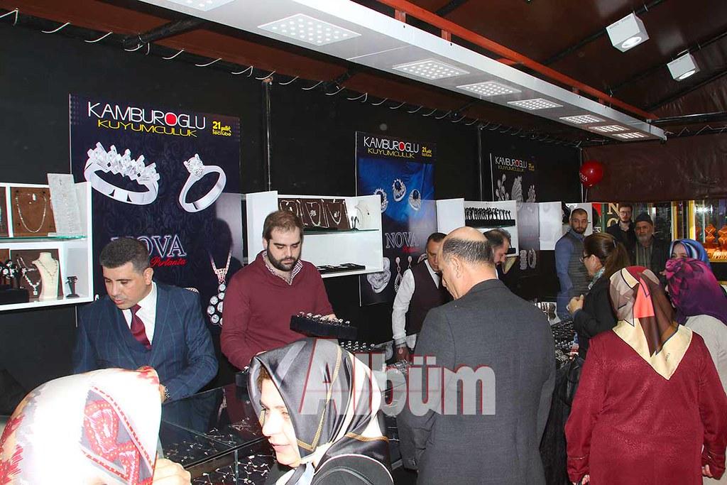 Kamburoğlu Kuyumculuk geleneksel indirim günleri başladı