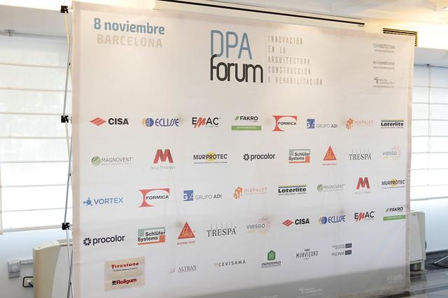 DPA Fórum Barcelona 2018