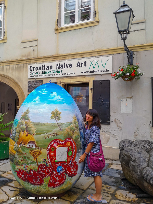 2018 Croatia Zagreb Instagram Pose 3