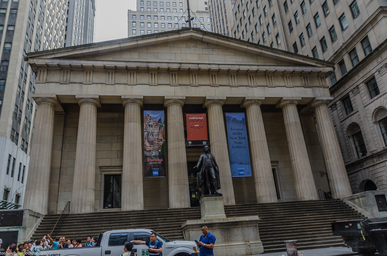 Нью-Йорк_Wall Street-16