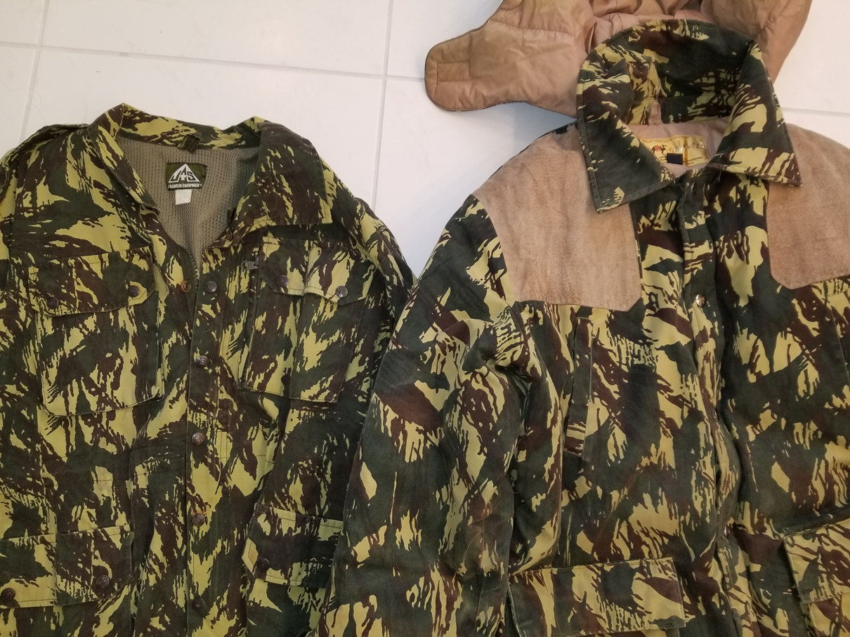 Winter Hunting Parka in Ugandan Vertical Lizard Camo 31351543257_6153f2b964_o