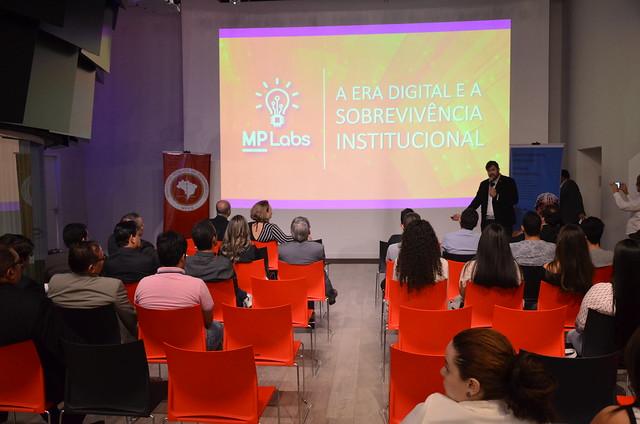 Evento MPLabs em Caruaru - 12/12/2018