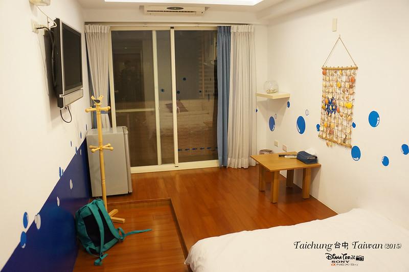 2015 Taiwan Taichung Garden Stay 2
