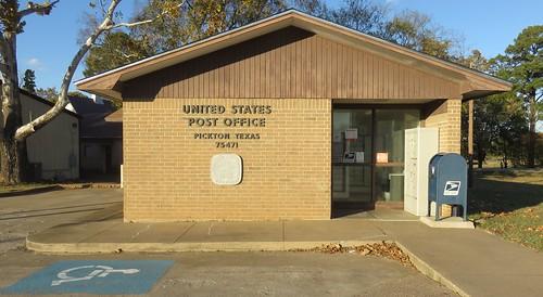 texas tx postoffices northtexas easttexas hopkinscounty pickton northamerica unitedstates us