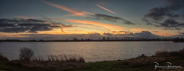 Panorama Sunset Zuiderdiep