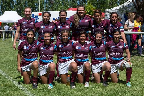 Nacional de Clubes Femenino - Día 2 - UNCba Campeón ORO