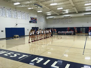 WHCC Volleyball vs Cerro Coso: Student Perspective