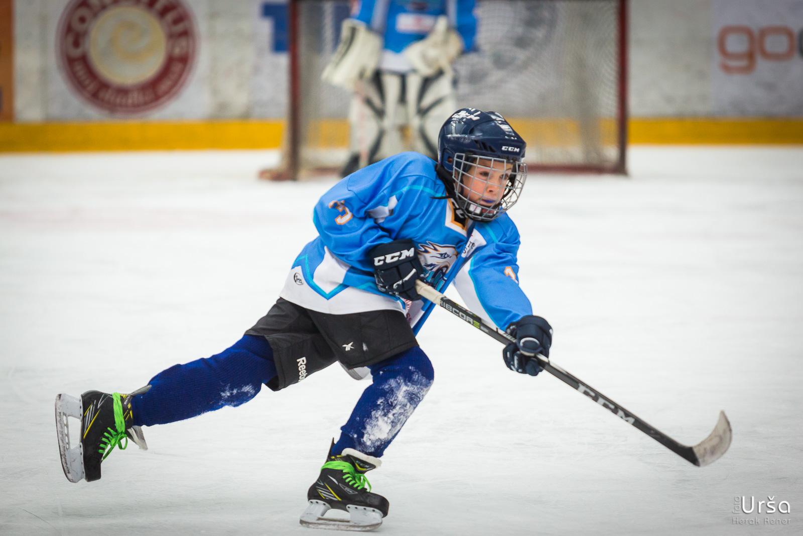 Turnir hokejskih šol na Jesenicah, 18.11.2018