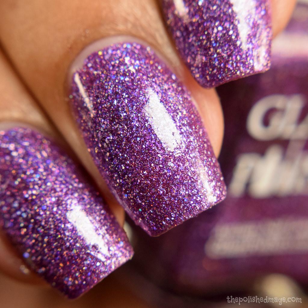 glam polish leave a little sparkle where ever you go 3