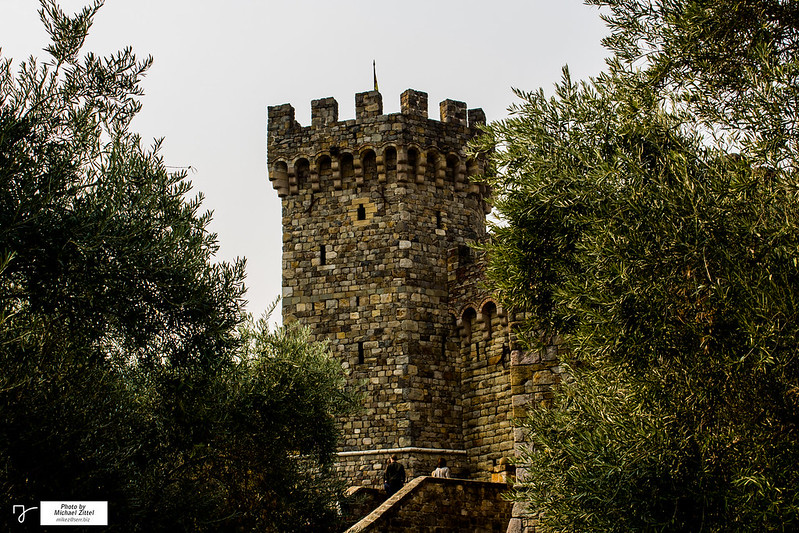 Castello Di Amorosa - Private Tour - Event Photographer