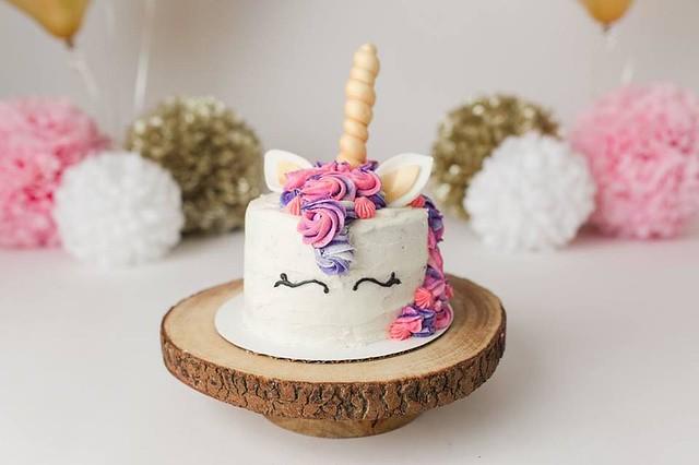 Unicorn Cake by Allie Cakes