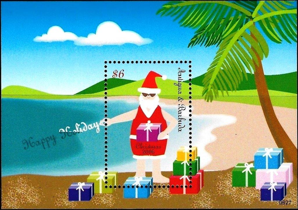 Antigua and Barbuda - Scott #2933 (2006) souvenir sheet