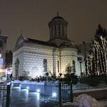 The Old Courtyard church aka St. Anthony (Biserica Sfantul Anton), Bucharest