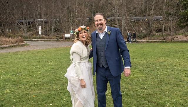 Brendan & Christine Wedding - Seattle, WA, USA