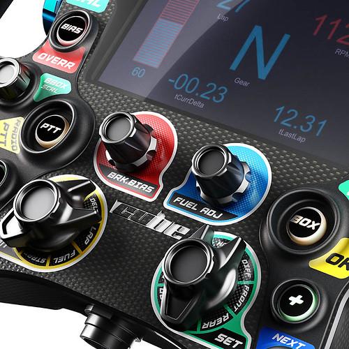 Cube Controls Formula CSX Buttons