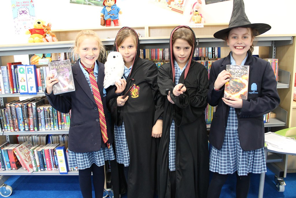 Harry Potter Quiz | Cranford House | Flickr