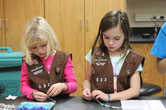 Girl Scout Water Badge-9