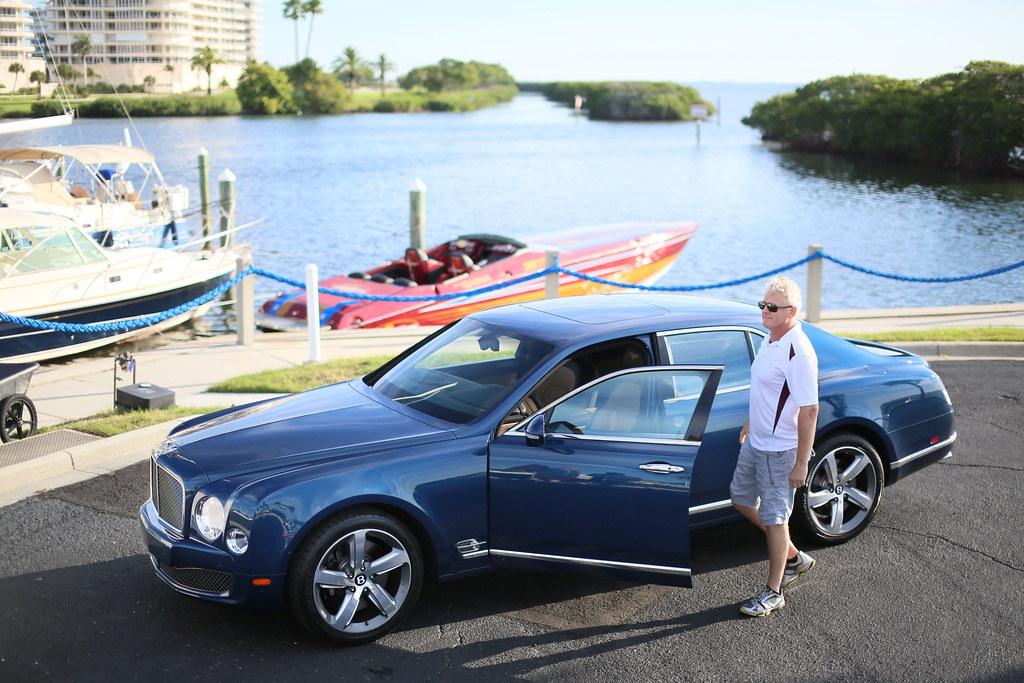 Comprar Bentley Mulsanne