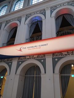 Hamburg Summit 2018