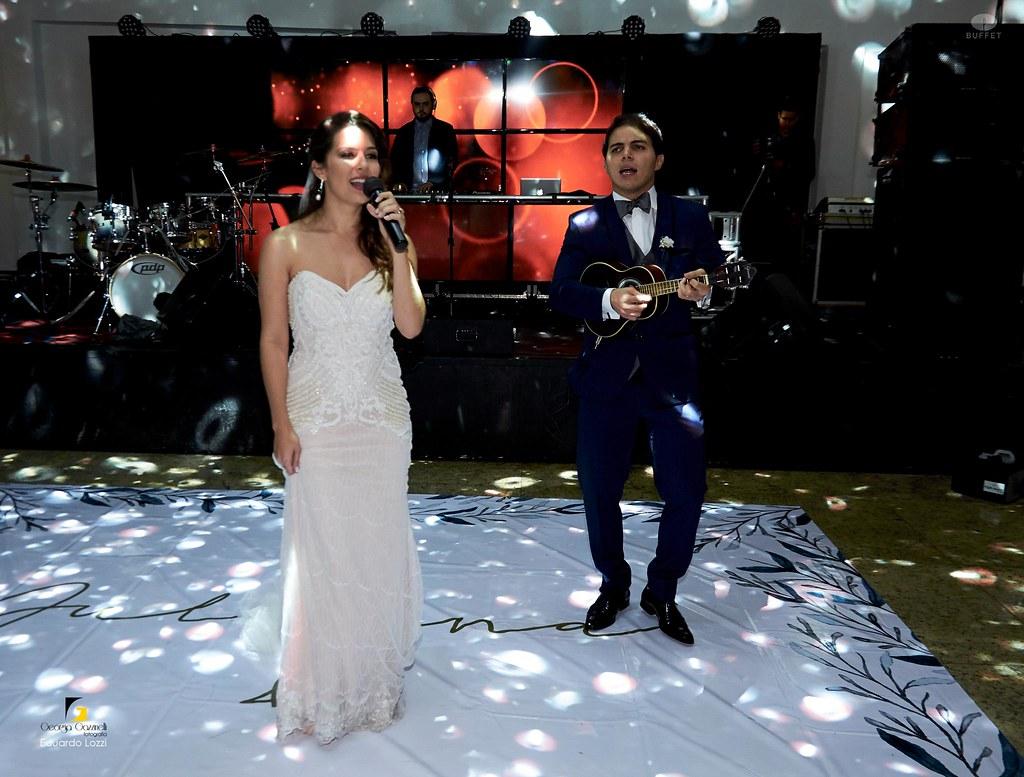 Fotos do evento CASAMENTO Juliana e Gerard em Buffet